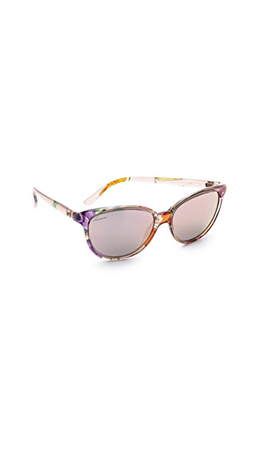 the best attitude b3a49 bc305 Floral Sunglasses