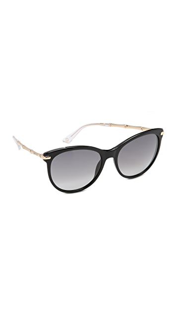 Gucci Bamboo Temple Sunglasses