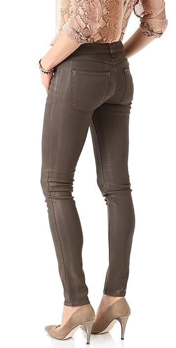 Habitual Alice Coated Skinny Jeans