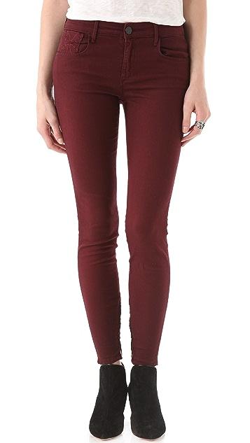 Habitual Almas Zip Skinny Jeans