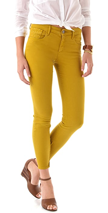 Habitual Almas Zip Legging Jeans