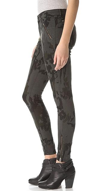 Habitual Amalia Zip Skinny Jeans