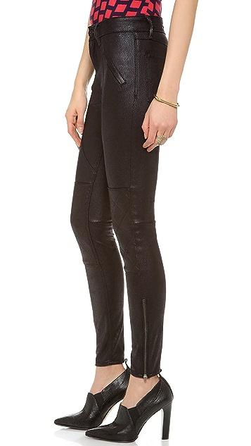 Habitual Elle High Rise Moto Pants