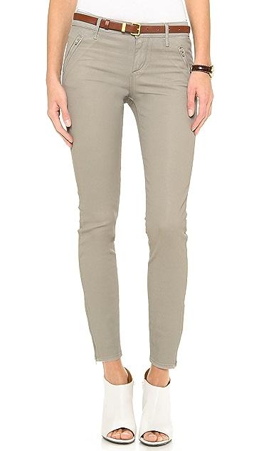 Habitual Amalia High Rise Zip Skinny Jeans