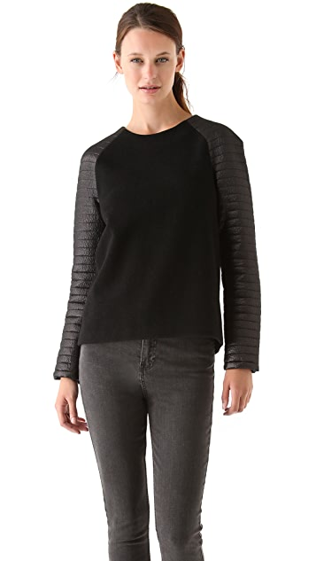 Hakaan Tonal Ovoid Sweater