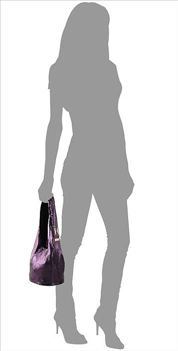 Halston Heritage Cleo Small Sac Bag