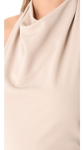 Halston Heritage Halter Gown