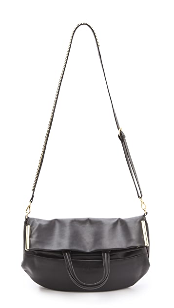 Halston Heritage Fold Over Tote