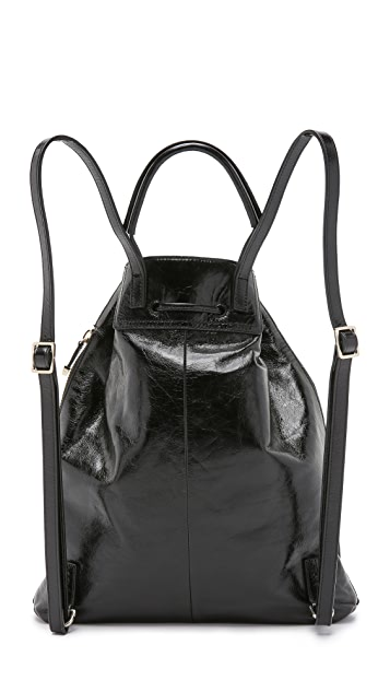 Halston Heritage Drawstring Backpack