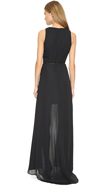 Halston Heritage High / Low Gown