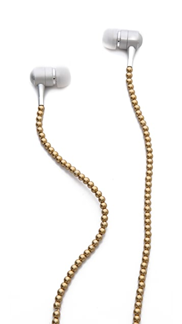 Hand Candy Pearly Headphones