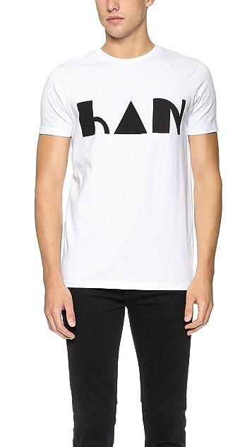 Han Kjobenhavn Han T-Shirt