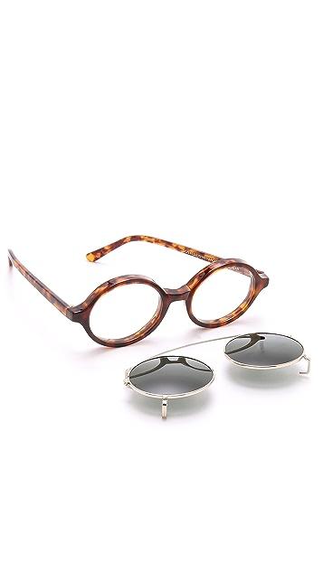 694a9ac148 ... Han Kjobenhavn Doc Clip-On Sunglasses