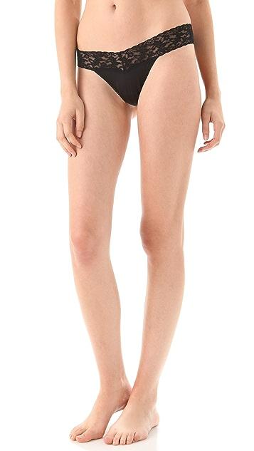 Hanky Panky Silky Skin Thong