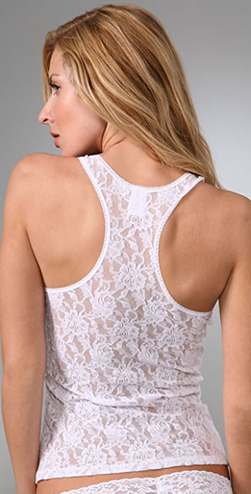 Hanky Panky Signature Lace Racer Back Camisole
