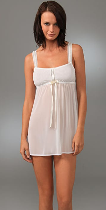 Hanky Panky Stretch Tulle Chemise