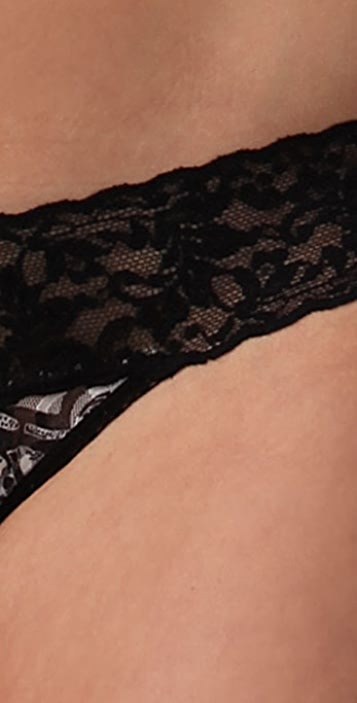 Hanky Panky Signature Lace Paisley Low Rise Thong