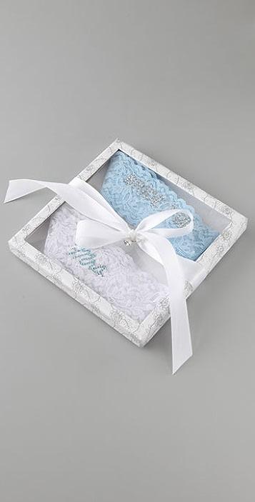 73954f55573 ... Hanky Panky Bridal Low Rise Thong Gift Set