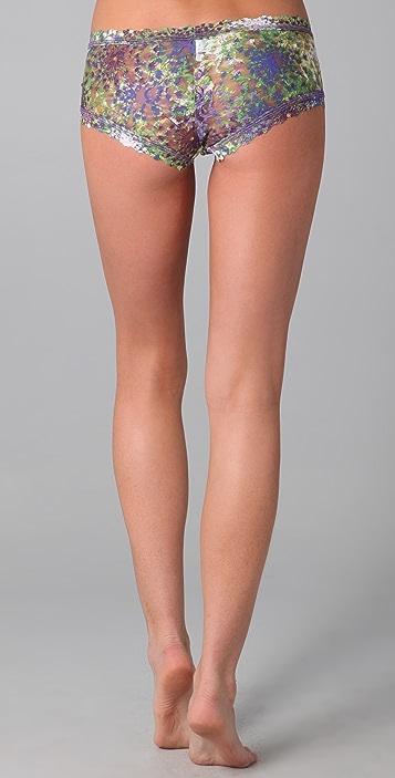 Hanky Panky Thistle Boy Shorts