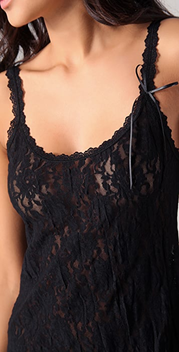 Hanky Panky Ruffle Babydoll with G-String
