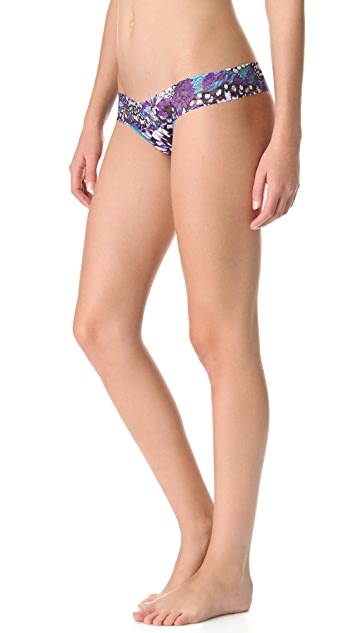 Hanky Panky Butterflies Low Rise Thong