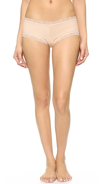 Hanky Panky Cotton with a Conscience Boy Shorts