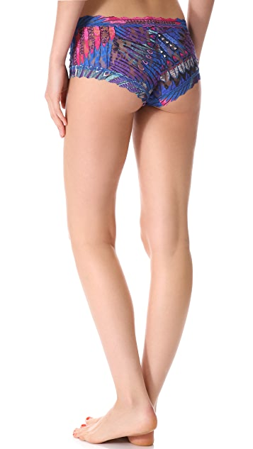 Hanky Panky Bird of Paradise Boy Shorts
