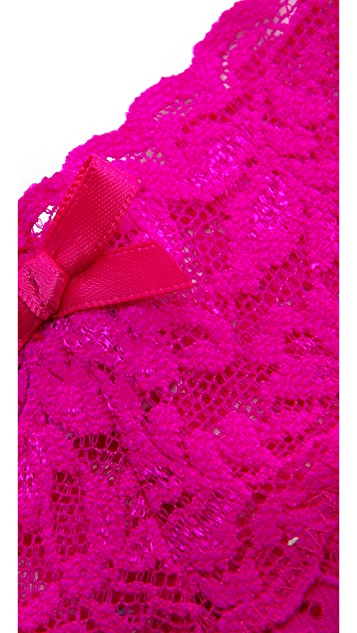 Hanky Panky After Midnight Open Low Rise Thong