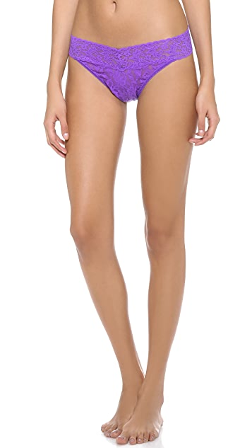 Hanky Panky Valentine's Day 3 Original Rise Thongs