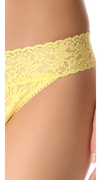Hanky Panky Signature Lace Thong 5 Pack