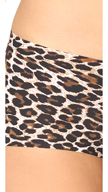 Hanky Panky Leopard Print Panties