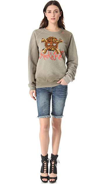 Happiness Rock & Roll Sweatshirt