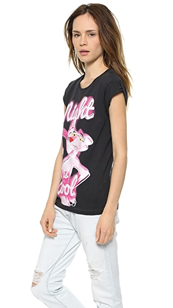 Happiness Pink Panther Tee