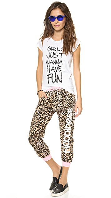 Happiness Girls Just Wanna Have Fun Tee