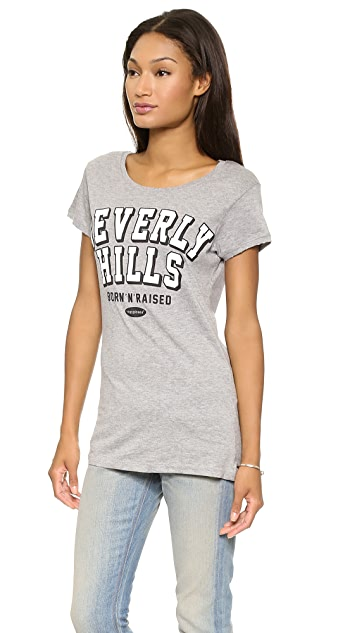 Happiness Born N Raised in the Hills Tee