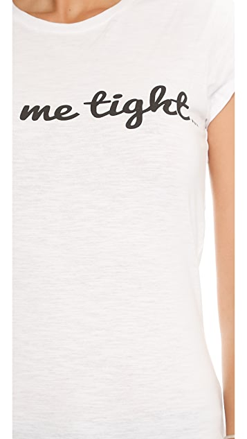 Happiness Hold Me Tight Tee