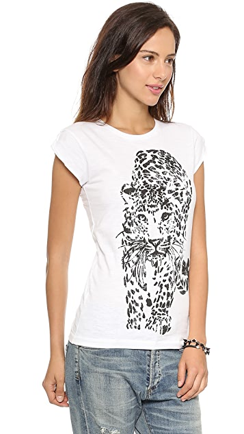 Happiness Tiger Tee