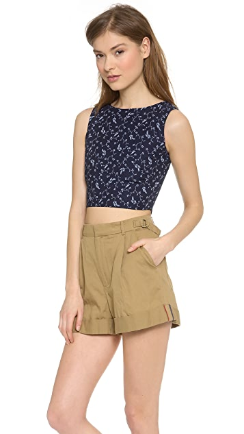 Harvey Faircloth Cropped Tank