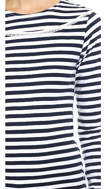 Harvey Faircloth Sailor Stripe Tee
