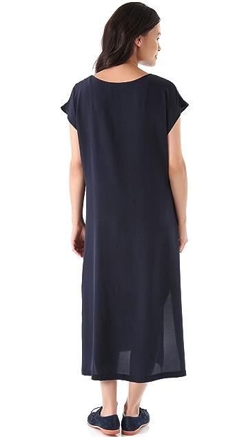 HATCH The Airplane Midi Dress