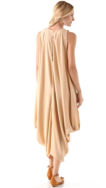 HATCH The Soiree Silk Dress