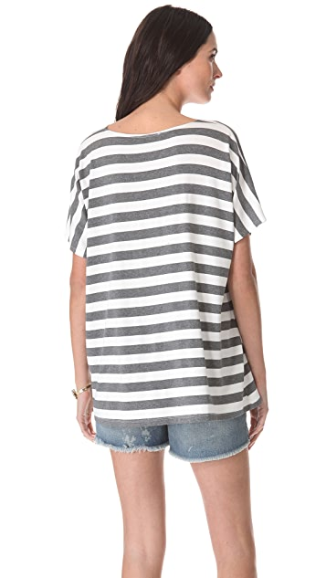 HATCH The Perfect V-Neck Tee