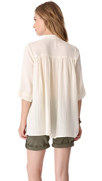 HATCH Sunset Tunic