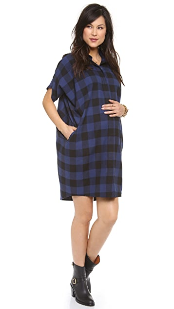 HATCH The Button Down Dress