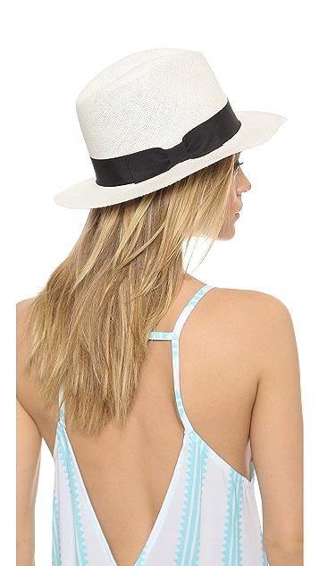 Hat Attack The Original Panama Fedora