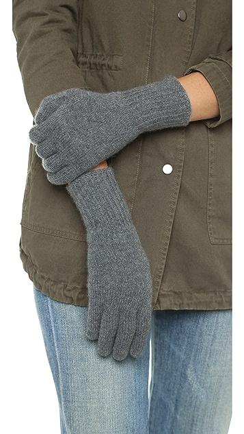 Hat Attack Cashmere Gloves