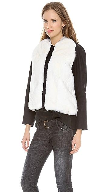 HAUS ALKIRE Omni Fur Coat