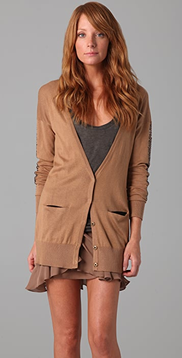 Haute Hippie Lady Cardigan
