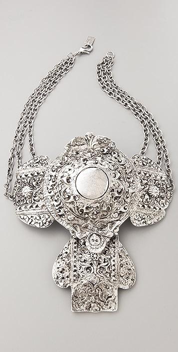 Haute Hippie Dicklace Necklace