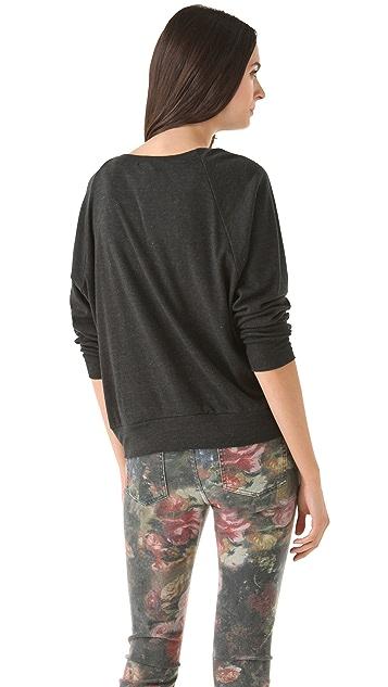 Haute Hippie Rock & Roll Sweatshirt